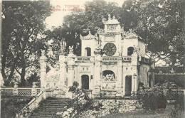 COCHINCHINE TONKIN  HANOI  PAGODE DU GRAND BOUDDHA - Vietnam