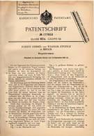 Original Patentschrift - Bremse Für Wagen , Kutsche , 1905 , R. Himmel In Berlin , Pferdekutsche , Droschke !!! - Transport
