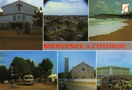 CARTE POSTALE MODERNE . BENIN. COTONOU. - Benin