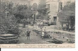 BOISSY L'AILLERIE - L'Oiseau Bleu, Jardin Intérieur - Boissy-l'Aillerie