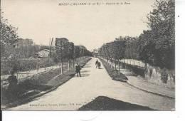 BOISSY L´AILLERIE - Avenue De La Gare - Boissy-l'Aillerie