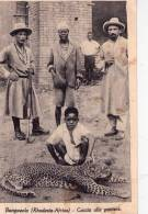 BANGWELO  , Rhodesia , Africa , Caccia Alle Pantere - Zambia