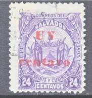 El Salvador  130   (o) - El Salvador