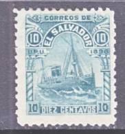 El Salvador  163  Original  *  Wmk. - El Salvador