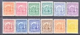 El Salvador  177-88  Reprints  * Wmk. - El Salvador