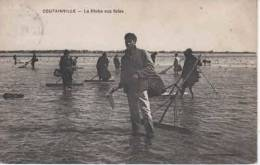 50-  100297 -   COUTAINVILLE   -  LA  PÊCHE AUX SOLES - Other Municipalities