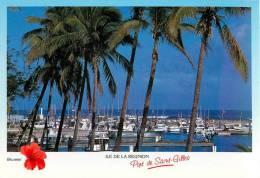 CPSM Ile De La Réunion-Port Saint Gilles   L1107 - Autres