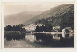The Prince Of Wales Hotel, Grasmere, From The Lake - Cumberland/ Westmorland