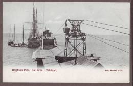 TRINIDAD   La Brea  Brighton Pier  Loading Pitch  Tr39 - Trinidad