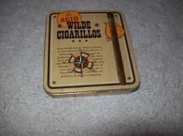 Old Tobacco Books - Wilde Cigarillos - Boites à Tabac Vides