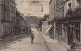 14 PONT D OUILLY - LA GRANDE RUE - Pont D'Ouilly
