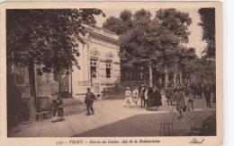 [8] Vichy Entrée Du Casino Côté De La Restauration - Vichy