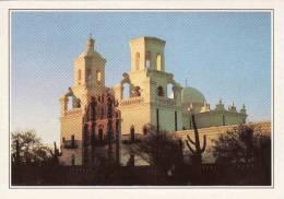 Etats-Unis,USA,Arizona, Tucson, Mission Saint-Xavier Du Bac,eglise, Editeur:Edito-Service S.A.,Imprimé En C.E.,reedition - Tucson