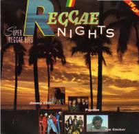 * LP *  REGGAE NIGHTS -  JIMMY CLIFF / RITA MARLEY / WHAT FUN / JOHNNY NASH A.o. (1984 EX!!!) - Reggae