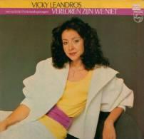 * LP *  VICKY LEANDROS - VERLOREN ZIJN WE NIET (Dutch Only 1982 EX-!!!) - Vinylplaten