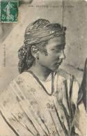 ALGERIE JEUNE FILLE ARABE - Femmes
