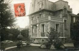 CARTE PHOTO 94 LA VARENNE ST MAUR 1911 Unique - Saint Maur Des Fosses