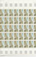 NYONS DROME 26  LE PONT        + FEUILLE DE 50 TIMBRES A 4,40 FRANCS - Feuilles Complètes