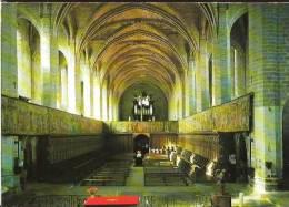 43 LA CHAISE DIEU - Intérieur De L'Abbaye - La Chaise Dieu