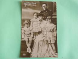 La Famille Royale De BELGIQUE - Familles Royales
