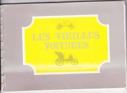 Les Vieilles Voitures - Collection Romanette - 24 Pages - Voitures