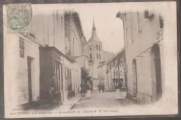 33----GUITRES ----Le Clocher De L'Eglise  N.D XII° Siecle - Frankreich