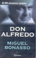 DON ALFREDO MIGUEL BONASSO EDITORIAL PLANETA AÑO 2000 462 PAGINAS ALFREDO YABRAN RUSTICA - Biografie