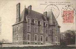 44 - ORVAULT - CPA - Château Du Raffunault  1905 - Orvault