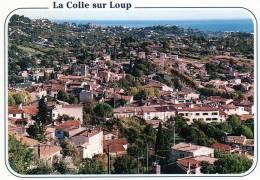 D 06  ALPES MARITIMES).cote D´azur. La Colle  Sur   Loup. Vue  Générale. - France