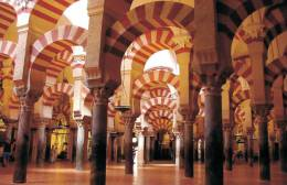 Monuments Of Spain - Mezquita De Cordoba Postcard Collector - Monumentos