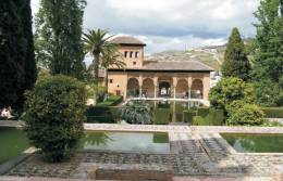 Monuments Of Spain - Alhambra De Granada Postcard Collector - Monumentos