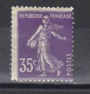 FRANCE    Semeuse N°142  *  (1907) - France