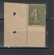 FRANCE    Semeuse   N° 130*  (1903) Papier GC - France