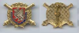 Insigne Du 19e Régiment D'Artillerie - Esercito
