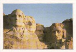 Etats-Unis,USA,South Dakota,Mount Rushmore,Heads Of Four Presidents, Editeur:Edito-Service S.A.,Imprimé En CE.,reedition - Mount Rushmore