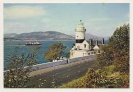 The Cloch Lighthouse, Firth Of Clyde - Renfrewshire