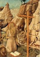Verona - Santino Cartolina SAN GIROLAMO (Jacopo Bellini), Museo Di Castelvecchio - PERFETTO E29 - Religion & Esotericism