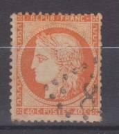Lot N°18828    Variété/n°38, Oblit GC, A De FRANC, Filet SUD - 1870 Siege Of Paris