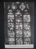 Eglise De Ploermel.-Verriere Du XVe Siecle - Kirchen U. Kathedralen