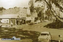 Blacktown, Sydney - 1977 Mt Druitt Village Shopping Centre - Council Reproduction Card Unused - Sydney