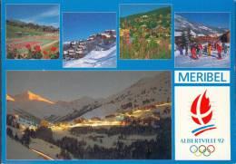 CPM - Méribel - Station Olympique - Albertville'92 - 73 Savoie - Otros Municipios