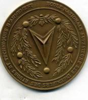 Medaille Ecole Des Ingenieur D'armement - Francia