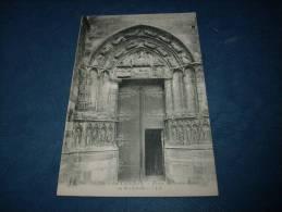 Sens - La Cathedrale - Porte De Notre Dames Ou Des Cloches - LL 16 - L102 - Sens