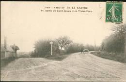 1906 CIRCUIT DE LA SARTHE -   Sortie De St Calais : Les 13 Vents - Motorsport