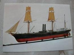 Danube Paquebot - Chambre De Comm. Et D'Industrie Marseille -Musée De La Marine  -Schiff  - Ship    D78610 - Schiffe
