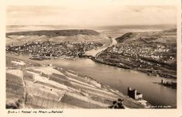 Blick V.d. Rossel Ins Rhein-u Nahetal    A804 - Koblenz