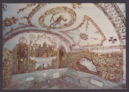 ## Italy PPC Roma Cimitero Dei Cappuccini Cemetary Of The Capuchins Cimetiére Des Capucins Friedhof Der Kapuziner 11326 - Expositions