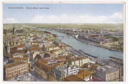 Magdeburg - Total, Blick Vom Dom - N'a Pas Circulé - Magdeburg