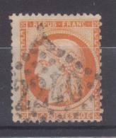 Lot N°18899  Variété/n°38, Oblit GC 2240 MARSEILLE (12), Filet OUEST Absent - 1870 Siege Of Paris