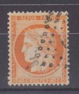 Lot N°18903  Variété/n°38, Oblit Ambulant, Fond Ligné Horizontal - 1870 Siege Of Paris